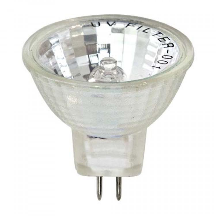 Галогенная лампа Feron HB3 MR-11 12V 35W