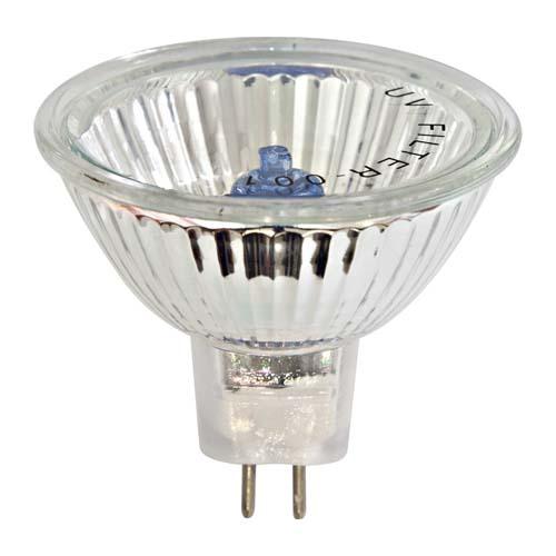 Галогенная лампа Feron HB4 MR-16 12V 35W супер белая (super white blue)