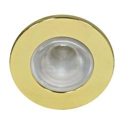 Встраиваемый светильник Feron 2746 золото