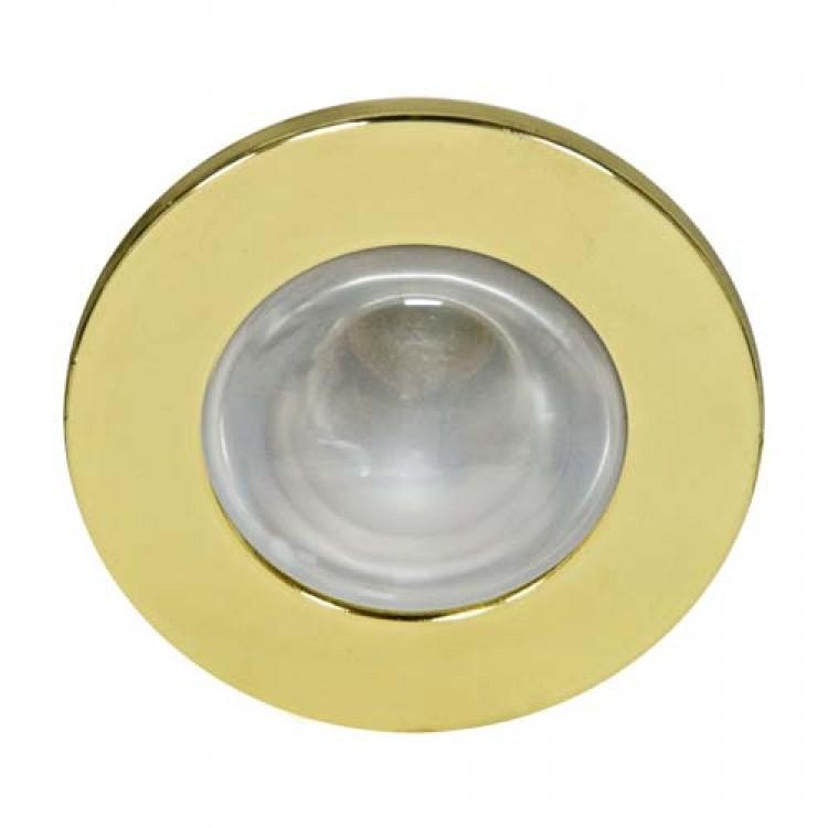 Встраиваемый светильник Feron 1713 золото