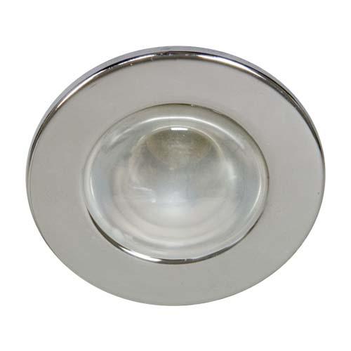 Встраиваемый светильник Feron 1713 хром