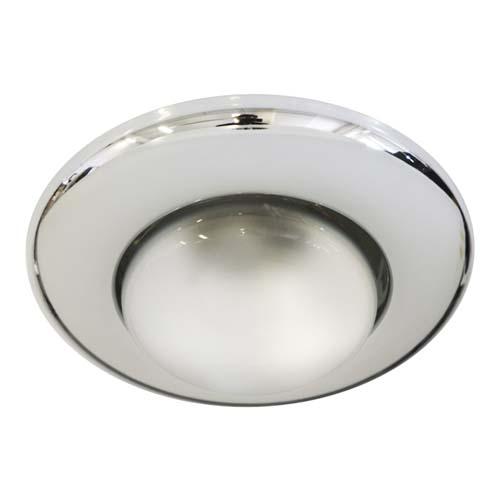 Встраиваемый светильник Feron 2767 хром