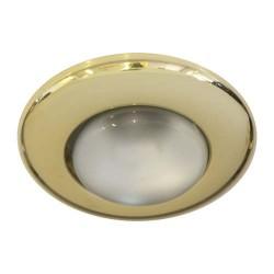 Встраиваемый светильник Feron 2767 золото