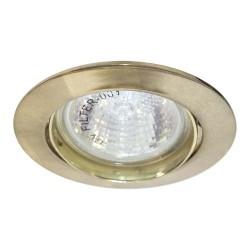 Встраиваемый светильник Feron DL308 золото