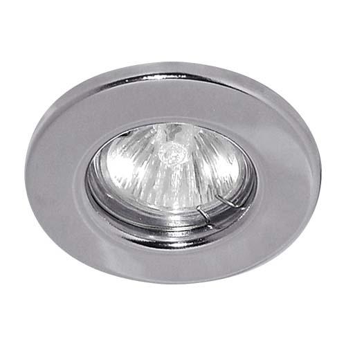 Встраиваемый светильник Feron DL10 серебро