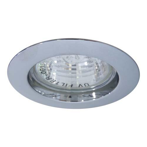 Встраиваемый светильник Feron DL307 хром