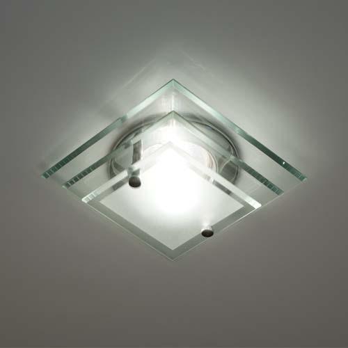 Встраиваемый светильник Feron DL4153 хром