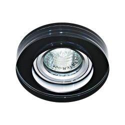 Встраиваемый светильник Feron 8080-2 черный
