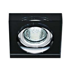 Встраиваемый светильник Feron 8180-2 черный