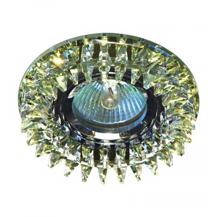 Встраиваемый светильник Feron CD2540 прозрачный желтый