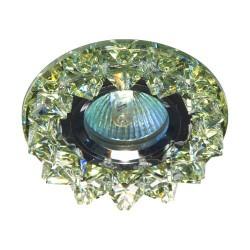 Встраиваемый светильник Feron CD2542 прозрачный желтый