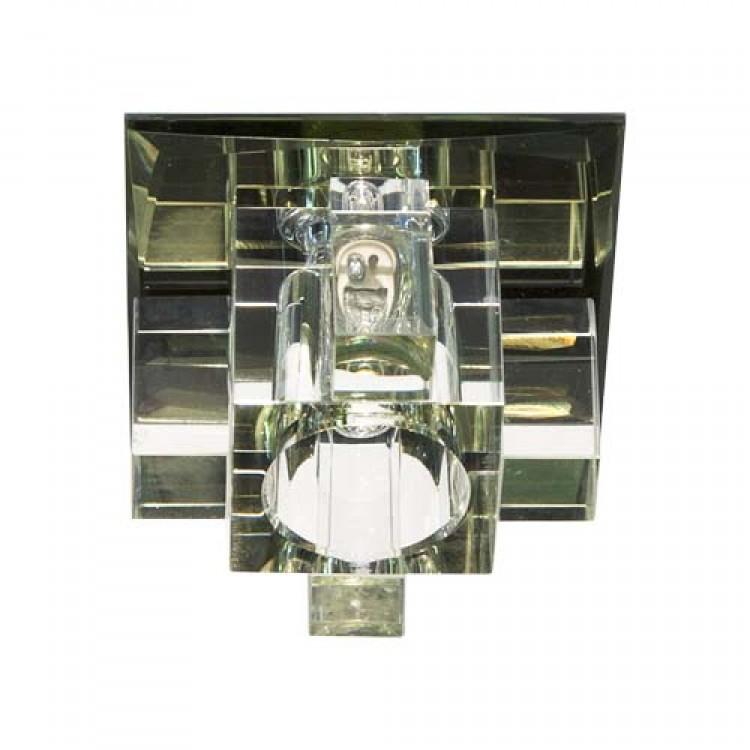 Встраиваемый светильник Feron 1525 желтый
