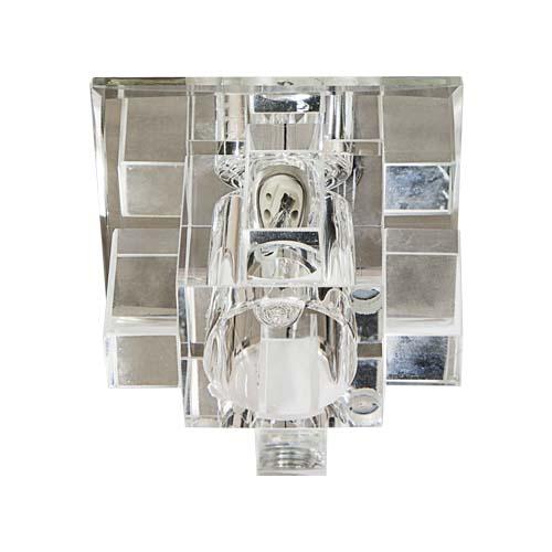 Встраиваемый светильник Feron 1525 прозрачный