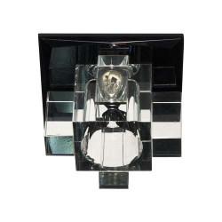Вбудований світильник Feron 1525  чорний
