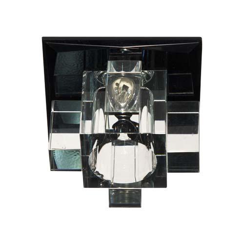 Встраиваемый светильник Feron 1525 черный