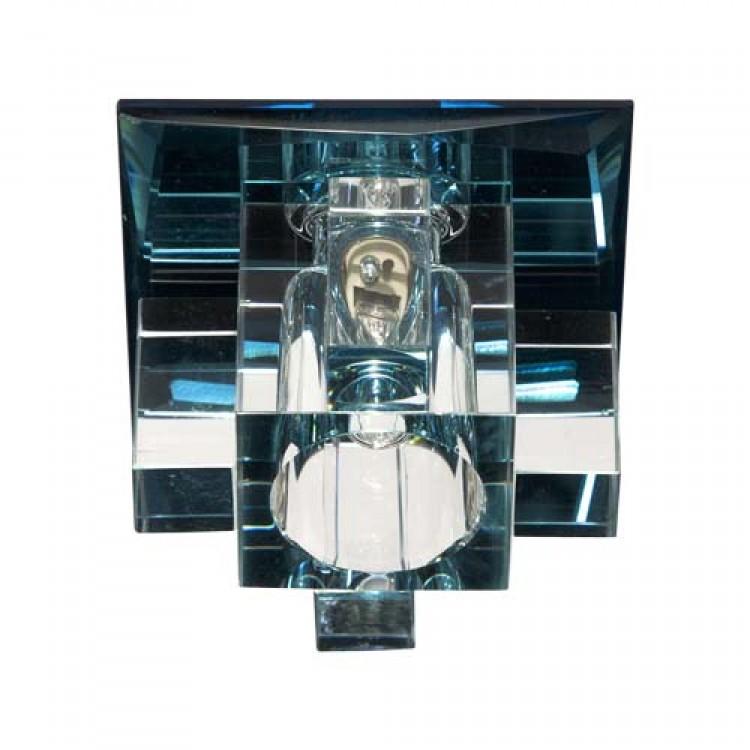 Встраиваемый светильник Feron 1525 сиреневый