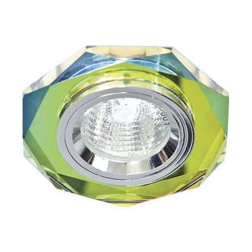 Встраиваемый светильник Feron 8020-2 5-мультиколор