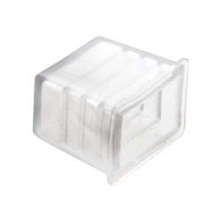 Фурнитура заглушка Feron для светодиодного дюралайта 3W