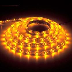 Светодиодная лента Feron SANAN LS604 60SMD/м 12V IP65 желтый