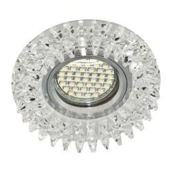 Встраиваемый светильник Feron CD2540 с LED подсветкой