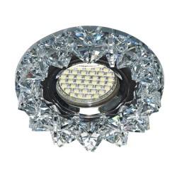 Встраиваемый светильник Feron CD2542 с LED подсветкой