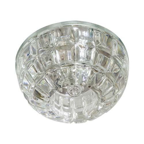 Встраиваемый светильник Feron JD87 c LED подсветкой RGB