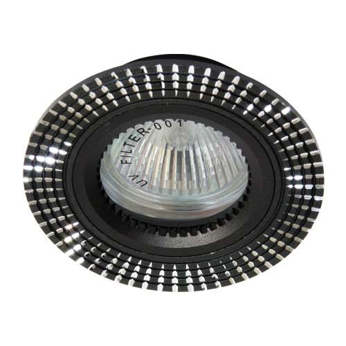 Встраиваемый светильник Feron GS-M369 черный