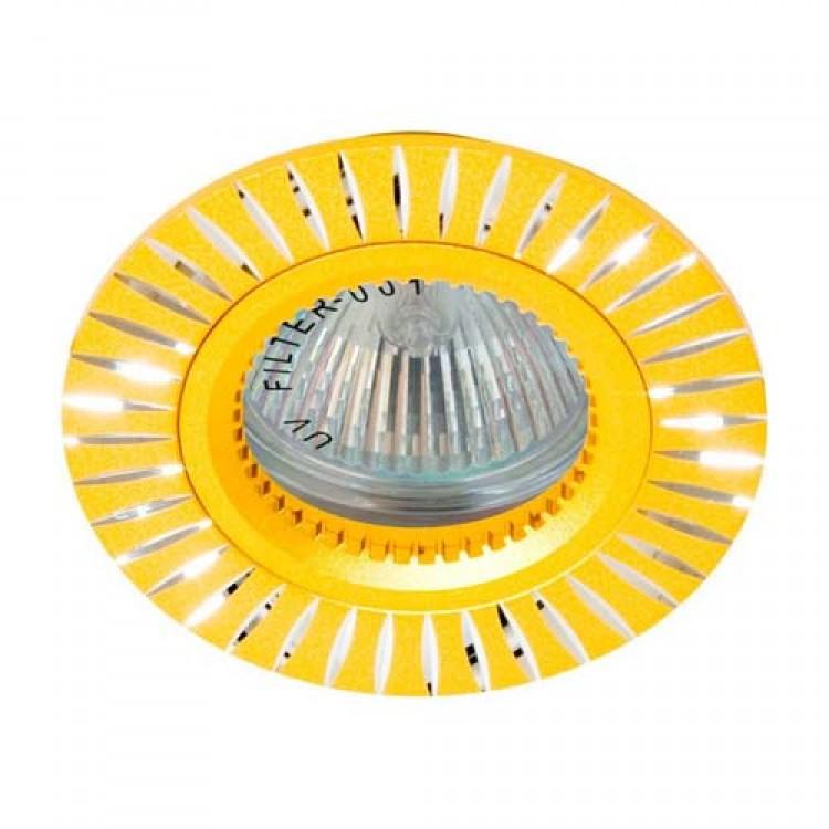 Встраиваемый светильник Feron GS-M394 золото
