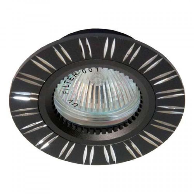 Встраиваемый светильник Feron GS-M393 черный