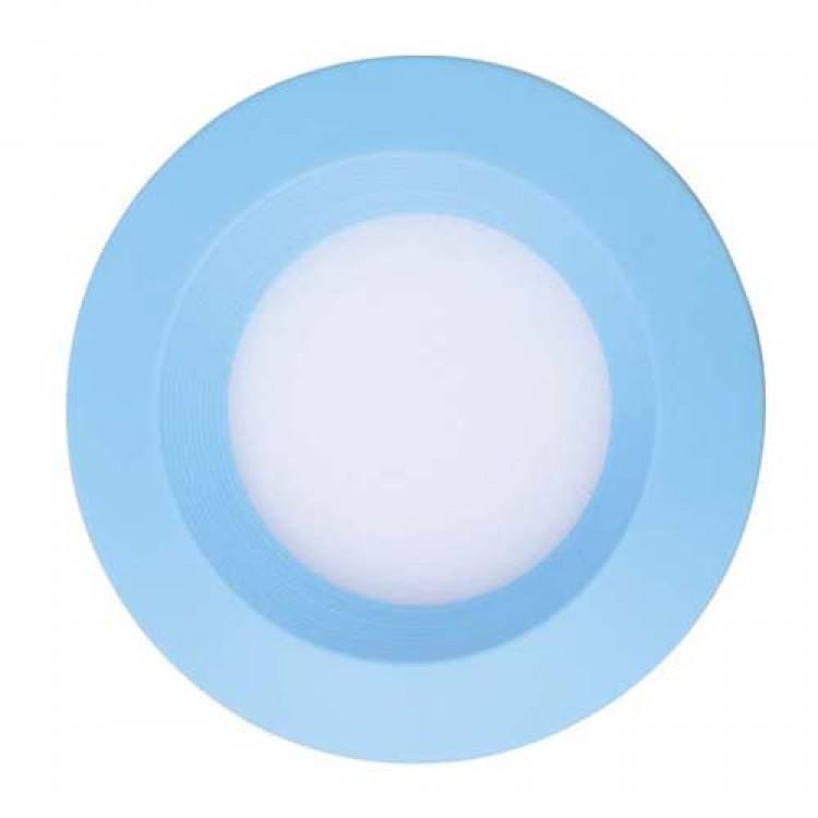 Світлодіодний світильник Feron AL525 3W блакитний