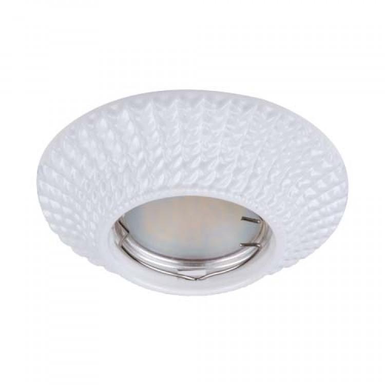 Встраиваемый светильник Feron CD003 белый