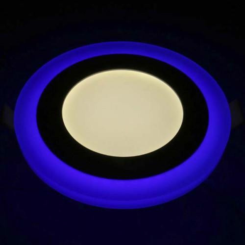 Светодиодный светильник Feron AL2662 6W с голубой подсветкой