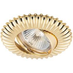 Встраиваемый светильник Feron DL6213 золото