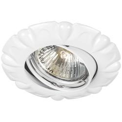 Встраиваемый светильник Feron DL6124 белый