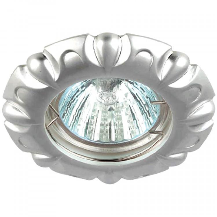 Встраиваемый светильник Feron DL6124 хром