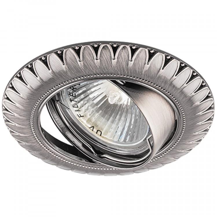 Встраиваемый светильник Feron DL6051 титан