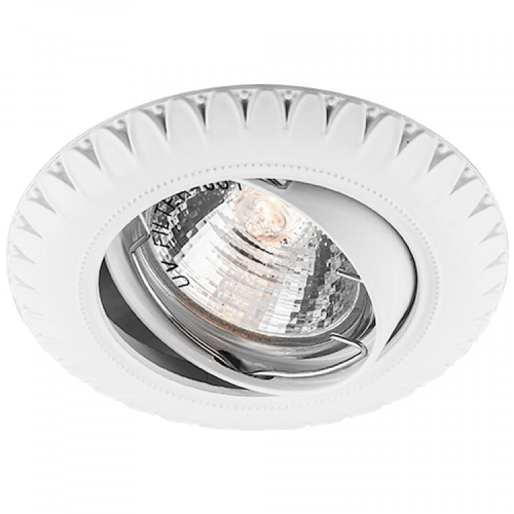 Встраиваемый светильник Feron DL6051 белый