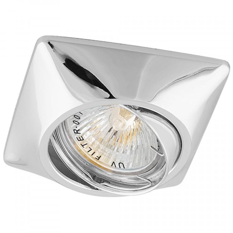 Встраиваемый светильник Feron DL6046 хром