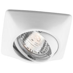 Встраиваемый светильник Feron DL6046 белый