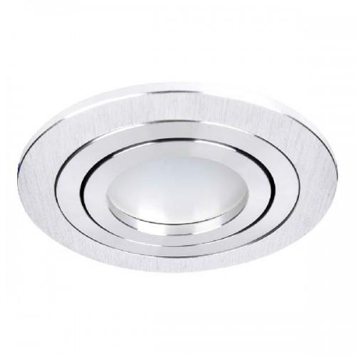 Встраиваемый светильник Feron DL6110 серебро
