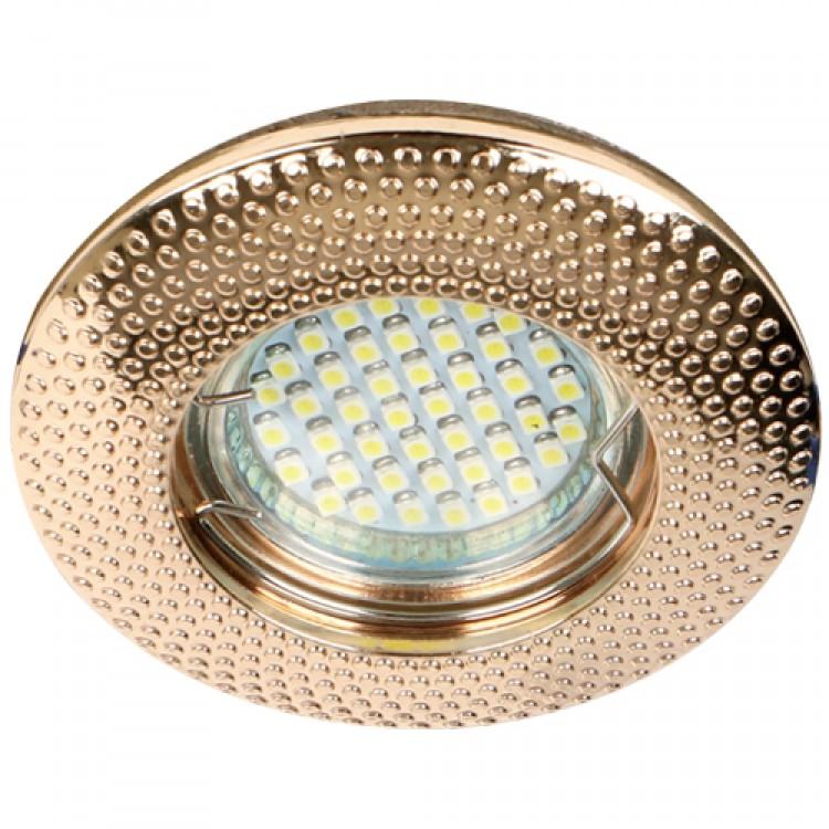 Встраиваемый светильник Feron DL6042 античное золото