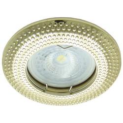 Встраиваемый светильник Feron DL6042 золото
