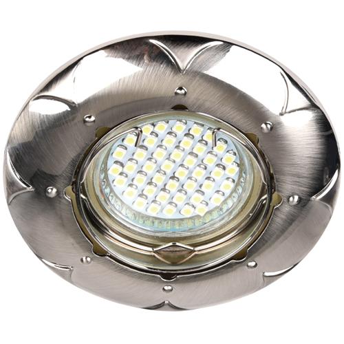 Встраиваемый светильник Feron DL6022 титан