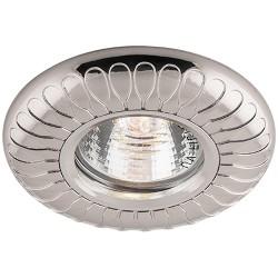Встраиваемый светильник Feron DL6047 титан