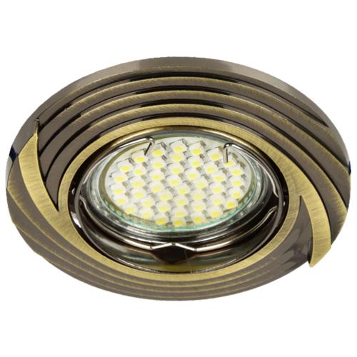 Встраиваемый светильник Feron DL6227 античное золото