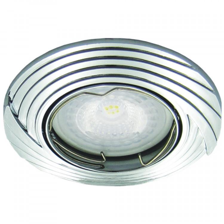 Встраиваемый светильник Feron DL6227 хром